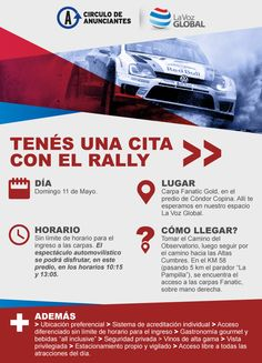 EmailMkt - La Voz Global - Invitacion al Rally