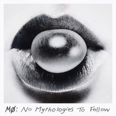 MØ - No Mythologies To Follow... Danish artist MØ, she's pretty cool!
