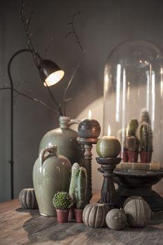 Woonaccessoires en oud houten accessoires | Hoffz interieur www.twoonhuis.nl