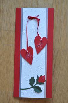 Card for a wedding
