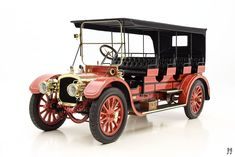 1911 Delahaye 413a Charabanc