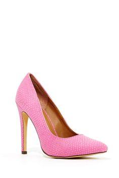 Lamiss Pump - Pink