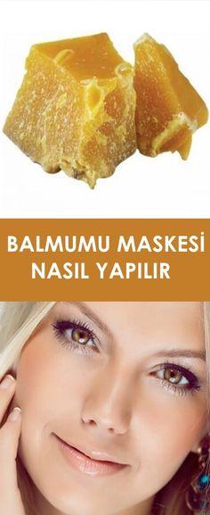 BALMUMU MASKESİ NASIL YAPILIR