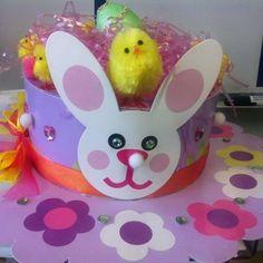 Kids Easter Bonnet Ideas