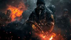 flame trooper digital wallpaper gas masks video games Tom Clancy's The Division Cartoon Wallpaper, Anime Wallpaper Download, Wallpaper Downloads, Gaming Wallpapers Hd, 4k Gaming Wallpaper, Live Wallpapers, 4k Wallpapers 1920x1080, Gaming Desktop, Windows Wallpaper