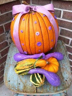 more purple pumpkins :)