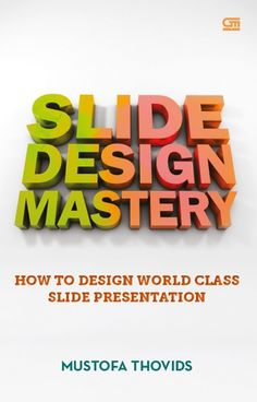 buku Slide Design Mastery
