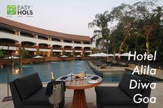Experience luxury and comfort at Hotel Alila Diwa Goa.