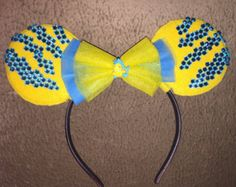 flounder mickey mouse ears - Google Search