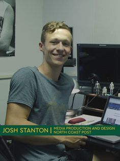 Students from Northern Michigan University are completing awesome internships! Josh Stanton is a multimedia journalism major with an art and design minor. He's originally from Kalamazoo, Mich. Journalism Major, Student Jobs, Summer Jobs, North Coast, Northern Michigan, Multimedia, Storytelling, University, Design