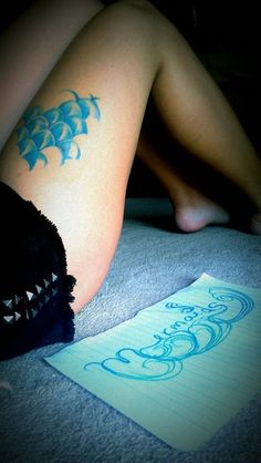 http://www.tumblr.com/tagged/mermaids?before=1347317902# - mermaid scale tattoo