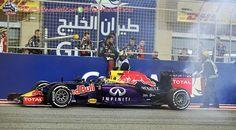 Ricciardo usará su cuarto y último motor en España