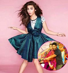 Alia Bhatt: I play a feminist in Badrinath Ki Dulhania #FansnStars