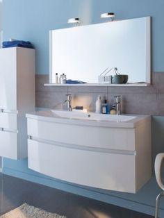 Photo la salle de bain presque fini deux trois petites for Cooke et lewis meuble salle de bain