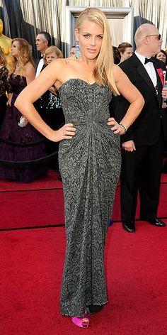 Busy.  2012 Academy Awards
