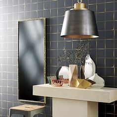 liberty pendant light in pendant lights, wall sconces | CB2