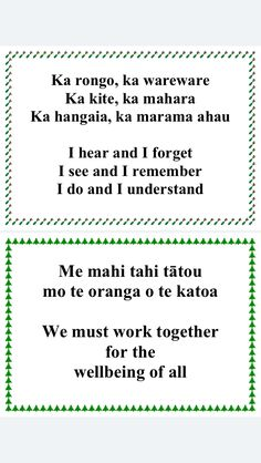 Whakatauki Maori Songs, Maori Legends, Maori Symbols, Maori Designs, Art Classroom, Classroom Quotes, German Language Learning, Proverbs Quotes, Maori Art