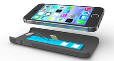 SIMPLcase for iPhone 5s / 5 - SIMPLcase iPhone travel case
