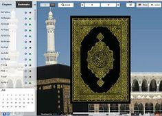 قرآن فلاش | مصحف المدينة المنورة 1