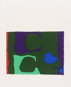 Artwork page for : Two greens with Violet and Blue : Patrick Heron, 1978 Artist Inspiration, Abstract Art, Art Matters, Sign Printing, Art, Abstract, Patrick Heron, Figurative Artists, Abstract Painters