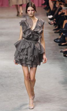 Wouldn't this Nina Ricci be fantastic as a bridesmaid dress?
