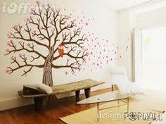 tree sticker wall art - Buscar con Google