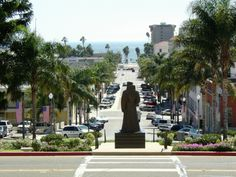Downtown Ventura can be found at 420 Santa Clara Street in Ventura.  There are so many stores and restaurants to discover here that it is a great place to spend all day shopping and eating!