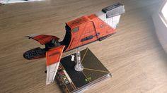 star wars : x wing :: [MODIF] YV-666