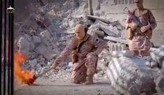 Blog do Lobbo: Piloto jordaniano é queimado vivo pelo Estado Islâ...
