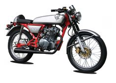 SKYTEAM ACE // MOTO NEO-RETRO 125CC | 4h10