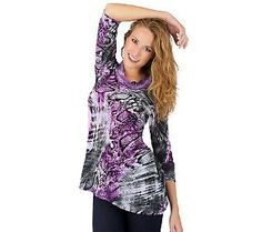 Have this top in two colors,,,,,Love Susan Graver