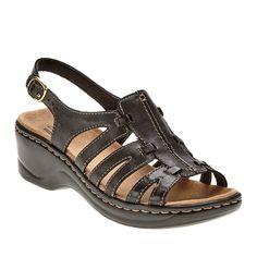 Clarks Women's Lexi Marigold Q -- For more information, visit now : Clarks sandals