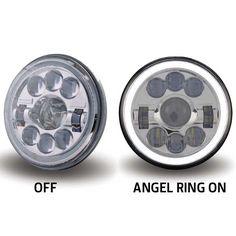 7 LED Projector Headlight