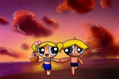 Bubbles and Boomer Bubbles And Boomer, Ppg And Rrb, Real Couples, Cute Pins, Powerpuff Girls, Cute Wallpapers, Ship, This Or That Questions, Anime