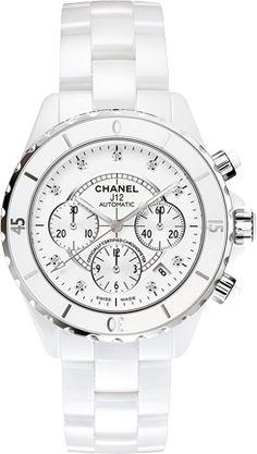 Chanel J12 Dial Chronograph