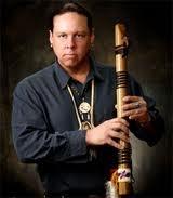 Jan Michael Looking Wolf Award Winning Native American Flutist
