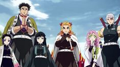 You can watch Demon Slayer on Crunchyroll, and catch dubbed episodes on Saturday nights at on Toonami. More English dub cast members have been. Hd Anime Wallpapers, Cute Cartoon Wallpapers, Demon Slayer, Slayer Anime, Train Wallpaper, Otaku, Best Anime Shows, Fan Anime, Character Development