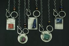 Maggie J Hooked Necklaces 919 | Flickr - Photo Sharing!