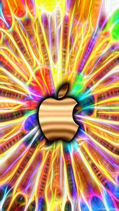 Sun Burst Apple