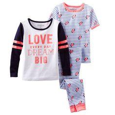 Carter's Pajama Set - Baby Girl