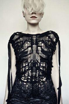Valeriya Olkhova Organic Fxtish 2 stunning knitwear embellishment techniques