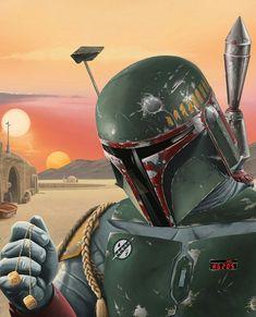 BOBAFETT Star Wars Boba Fett, Star Wars Rebels, Star Wars Kids, Bounty Hunter, Geek Stuff, Fun Stuff, Mandalorian, Master Chief, Sci Fi