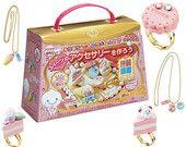 Fuwa fuwa DIY accessories kits / Fuwa sweets accessories /  modelling clay set / Fuwa clay kits/clay mold set, shipped from Japa