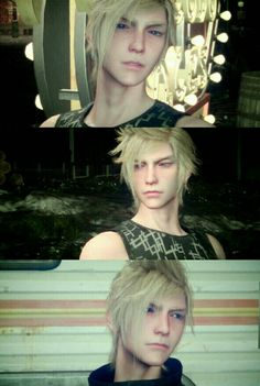 Final Fantasy XV / Prompto Argentum / #ffxv - (why are the good ones not real)