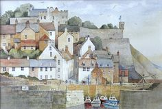 694_Crail Harbour | by Malcolm Coils.