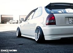 Stance:Nation Featured Jeff's EK Hatch by mrjaydm photo., via Flickr