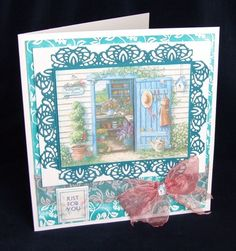 Image result for cards using joanna sheen die