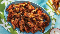 Looking for a classic wings recipe that's simple and easy to make? Try our Classic Grilled Chicken Wings recipe from Sobeys. These smokey and delicious wings are always a crowd favourite!