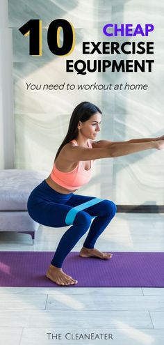 Home workouts are more popular now than ever! Take a look at these cheap and affordable workout equipment you need! #amazonfinds #workout Fast Weight Loss Tips, Weight Loss Snacks, Best Weight Loss, Weight Loss Journey, Cheap Exercise Equipment, Home Workout Equipment, Short Workouts, At Home Workouts, Lose Weight In A Week