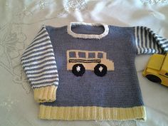Ravelry: Bus Pullover pattern by Gail Pfeifle, Roo Designs